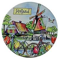 Typisch Hollands Windmill / Bicycle coaster