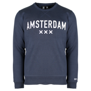 Holland fashion Luxe Sweater|  crewneck - Amsterdam XXX