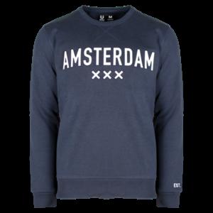Holland fashion Luxury Sweater | crewneck - Amsterdam XXX