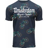 FOX Originals Children's T-Shirt - Bicycle - Blue