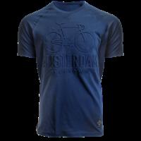 FOX Originals Kinder - T-Shirt - Blaue Fahrradstadt