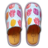 Robin Ruth Fashion Ladies slippers - Robin Ruth - Tulips
