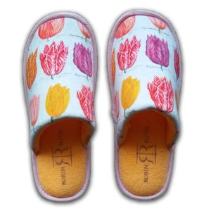 Robin Ruth Fashion Women's slippers - Robin Ruth - Tulips