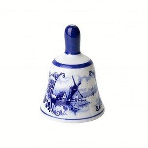 Heinen Delftware Small bell Holland - Mill