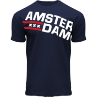 FOX Originals T-Shirt Amsterdam ( Navy jeans)