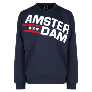 Holland fashion Sweater Amsterdam - Ronde hals