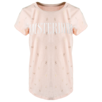 FOX Originals Damen T-Shirt - Amsterdam - Chic - Pink & Gold Bikes