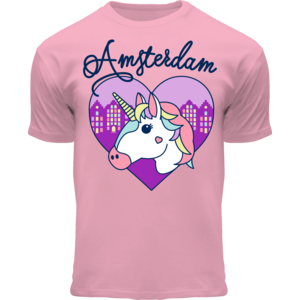 FOX Originals Kinder T-Shirt - Einhorn Amsterdam