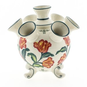 Typisch Hollands Tulip vase small on legs