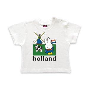 Nijntje (c) T-Shirt Miffy - pasture Holland.