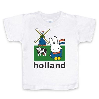 Nijntje (c) T-Shirt Miffy - Weide Holland.