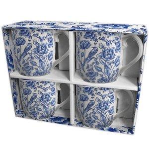 Typisch Hollands Geschenkbox Blue Senseo Geschenkset
