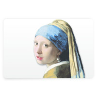 Typisch Hollands Placemat Vermeer Girl with the Pearl