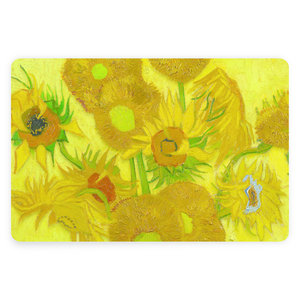 Typisch Hollands Placemat Van Gogh Sunflowers