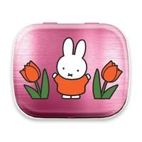 Nijntje (c) Minzdose miffy Tulpen pink