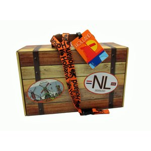 Typisch Hollands Holland gift box - I'm leaving