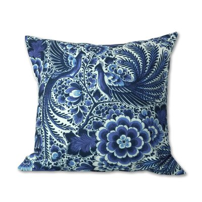 Typisch Hollands Cushion cover - Classic Tile print - Delft blue - Copy