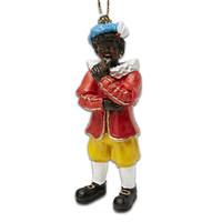 Typisch Hollands Zwarte Piet - Snoept chocoladeletter