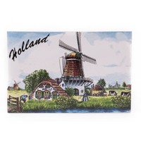 Typisch Hollands Siertegel 15 x 10 cm Color Holland