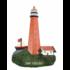Typisch Hollands Magnet - Leuchtturm von Lange Jaap - Den Helder