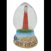 Typisch Hollands Schudbal - Den Helder - Leuchtturm - Lange Jaap