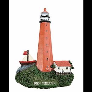 Typisch Hollands Magnet - Leuchtturm - Den Helder