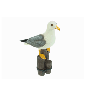 Typisch Hollands Seagull 33 cm with glass eyes