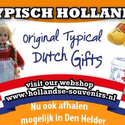 Typische holländische Andenken