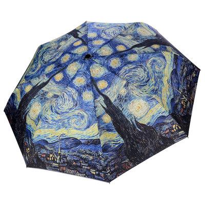 Robin Ruth Fashion Paraplu - Sterrenhemel- Vincent van Gogh