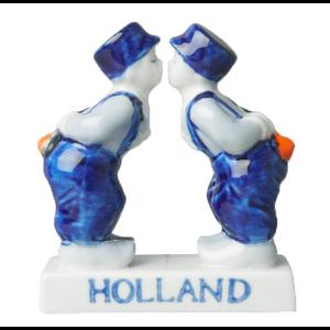 Heinen Delftware Delft blue couple - Gay