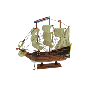 Typisch Hollands Dutch three-master Batavia 16 cm - Scale model