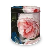 Typisch Hollands Tin Stroopwafels - Goldenes Zeitalter - Blumen - Heem