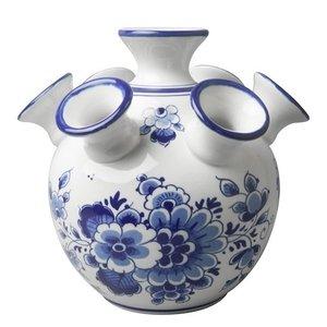 Typisch Hollands Tulip vase - floral decoration - Flat bottom