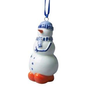 Heinen Delftware Christmas pendant - Holland - Delft blue