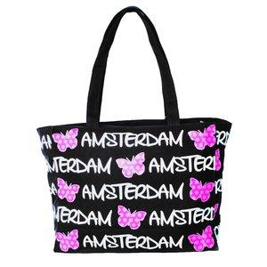 Robin Ruth Fashion Luxus Amsterdam - Umhängetasche - Schmetterlinge