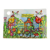 Typisch Hollands Placemat - Colorfull Amsterdam