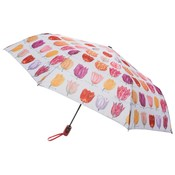 Typisch Hollands Luxe paraplu - Tulpen - Automatic