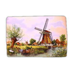 Typisch Hollands Placemat traditional - Mill in color