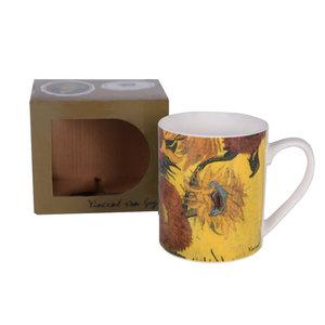 Typisch Hollands Mug - Vincent van Gogh - Sunflowers