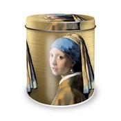 Typisch Hollands Dose Stroopwafels - Mädchen mit einer Perle