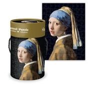 Typisch Hollands Puzzel in koker - meisje met de parel