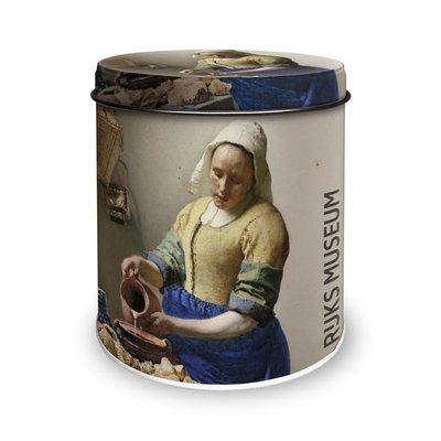 Typisch Hollands Blik stroopwafels - het melkmeisje