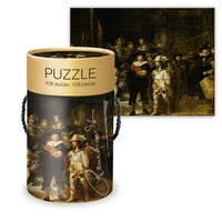 Typisch Hollands Puzzle in tube - the Night Watch