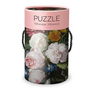 Typisch Hollands Puzzle in tube - Flower from the golden age (Heem)