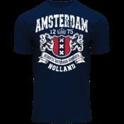 FOX Originals T-Shirt- Amsterdam - Holland Dark blue
