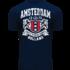 FOX Originals T-Shirt- Amsterdam - Holland Dunkelblau