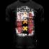 FOX Originals T-Shirt Schwarz Amsterdam - (Flagge Rot-Weiß-Schwarz)
