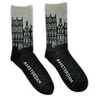 Robin Ruth Men's Socks - Facade Houses Amsterdam