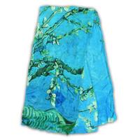 Robin Ruth Fashion Ultra viscose sjaal - Vincent van Gogh - Bloesem