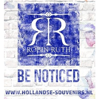 Robin Ruth Fashion Fietssokken - Heren - Robin Ruth - Blauw - Wit